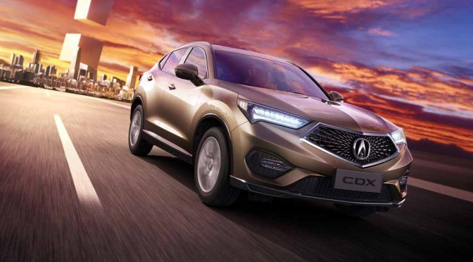 honda-the-world-premiere-of-the-compact-suv-of-the-acura-cdx-in-beijing20160426-1