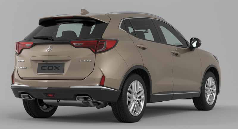 honda-the-world-premiere-of-the-compact-suv-of-the-acura-cdx-in-beijing20160426-4