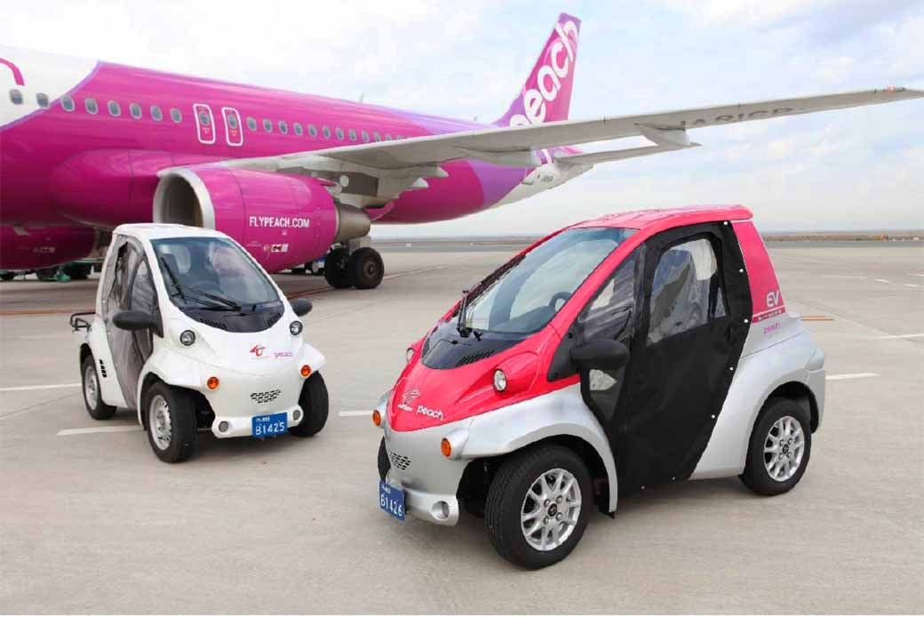 lcc-of-peach-start-the-test-operation-of-the-ultra-small-ev-coms-in-the-airport20160404-1