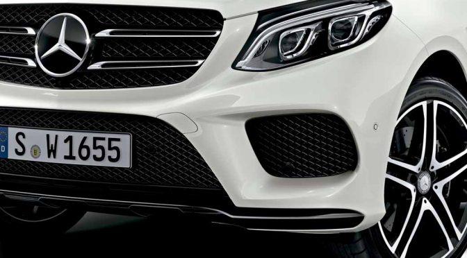 メルセデス、AMG GLE 43 4MATICを発売。0-100km/h5.7秒の4WDモデル