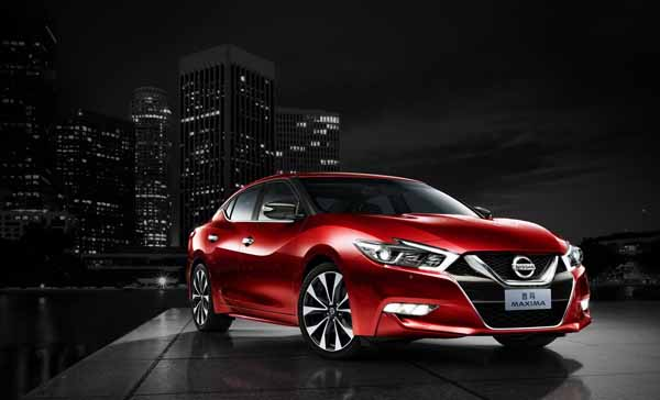 nissan-motor-co-ltd-chinas-first-published-the-new-tiida-in-beijing-sales-start-of-the-new-maxima-together20160426-1