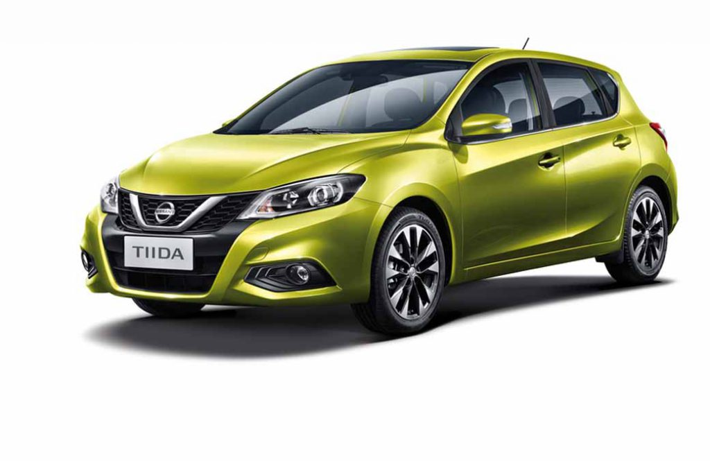nissan-motor-co-ltd-chinas-first-published-the-new-tiida-in-beijing-sales-start-of-the-new-maxima-together20160426-7