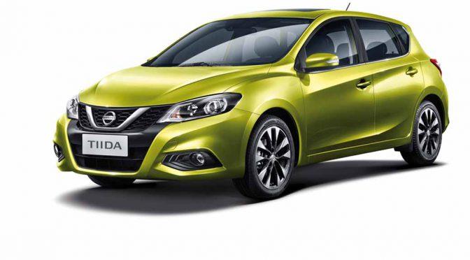 日産自動車、北京で新型ティーダを中国初公開。併せて新型マキシマの販売開始
