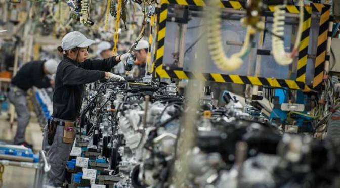 自工会、3月と2015年度の自動車生産実績を発表