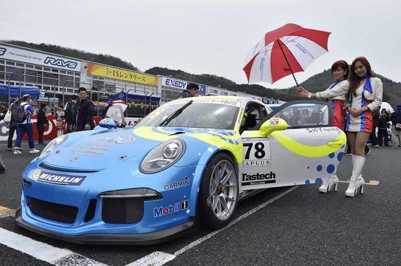 porsche-carrera-cup-japan-2016-first-and-two-races-tsubasa-kondo-two-game-winning-streak20160410-1