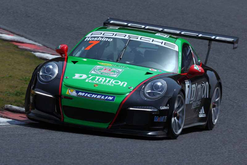 porsche-carrera-cup-japan-2016-first-and-two-races-tsubasa-kondo-two-game-winning-streak20160410-4