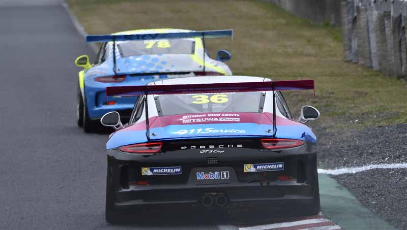 porsche-carrera-cup-japan-2016-first-and-two-races-tsubasa-kondo-two-game-winning-streak20160410-6