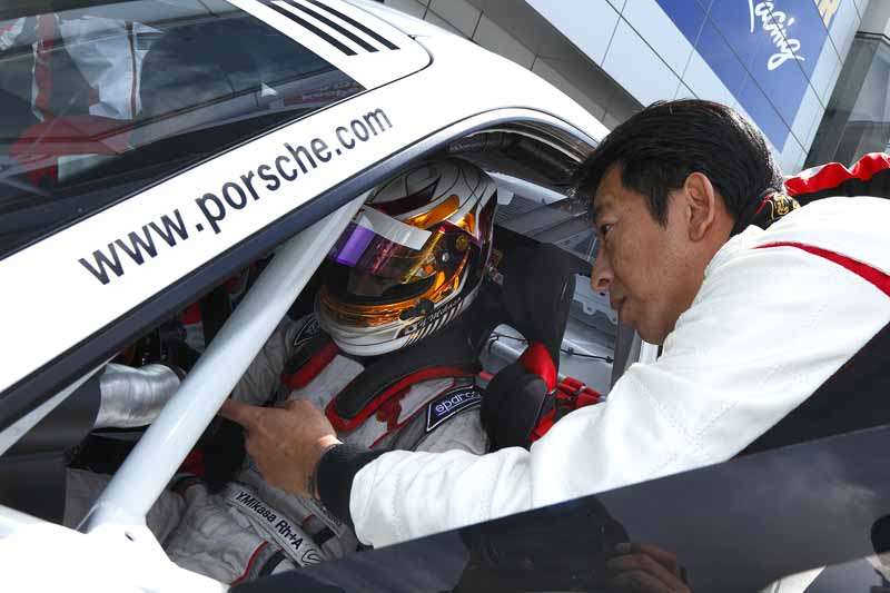 porsche-carrera-cup-japan-elected-yuichi-mikasa-to-the-scholarship-program20160407-1