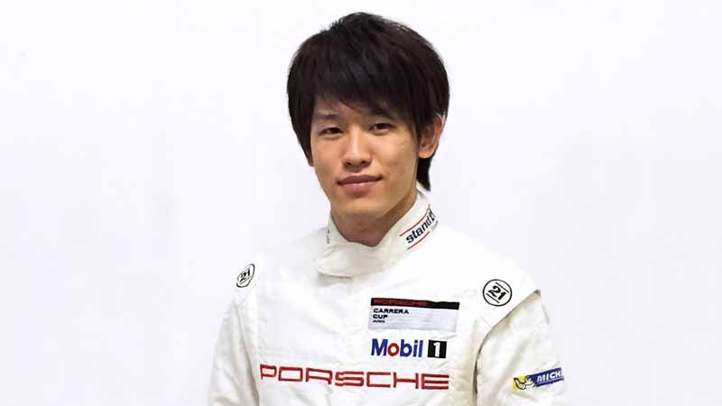 porsche-carrera-cup-japan-elected-yuichi-mikasa-to-the-scholarship-program20160407-3