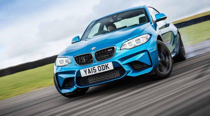 新型BMW M2クーペが、スーパーGT 2016第2戦の富士スピードウェイで日本初公開