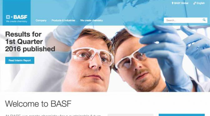 BASF、アルベマール社傘下の表面処理メーカー「シェメタル社」の買収を完了