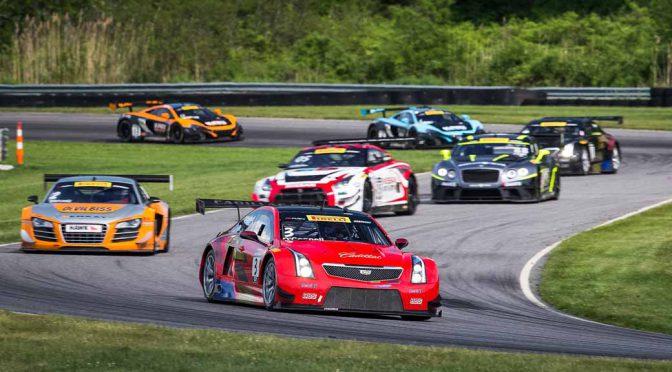 キャデラック・レーシング「キャデラックATS-V.R」、第6戦Race 1で再び表彰台へ