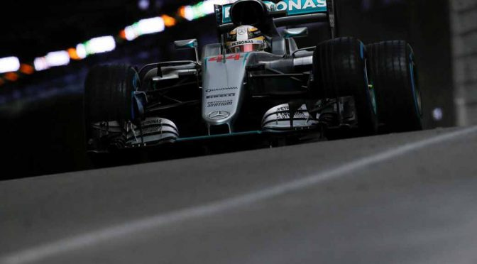 F1モナコGP決勝、ハミルトンが今季初優勝、ホンダ陣営5・9位