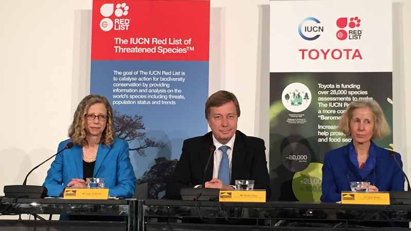 iucn-and-the-toyota-motor-corporation-evaluation-in-cooperation-with-some-endangered-of-the-world-biological20160517-2