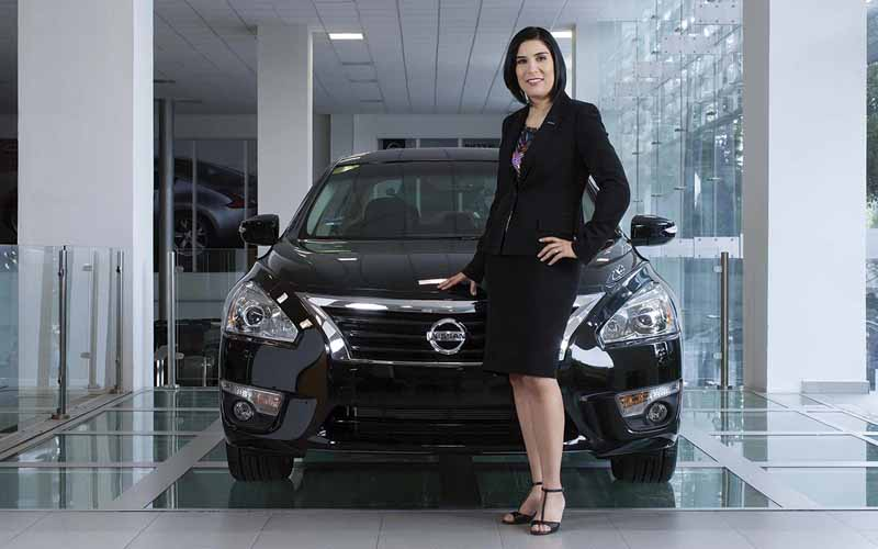 nissan-motor-co-change-officer-system-woman-president-birth-to-oversee-the-companys-first-national-business20150517-1