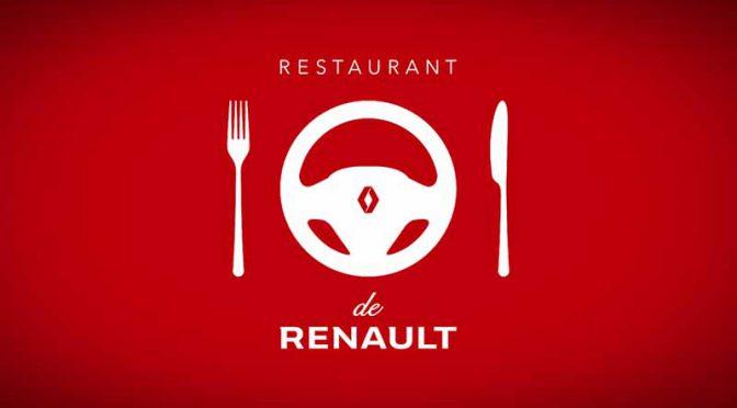 RENAULT、東京のフレンチレストランをルーテシアで巡るドライブキャンペーン参加者募集中