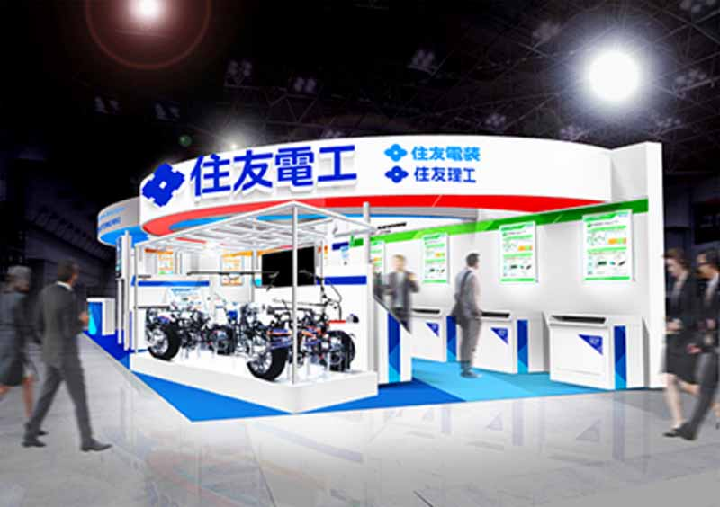 sumitomo-electric-industries-people-and-technology-exhibition-2016-exhibition-overview-of-car20160527-1