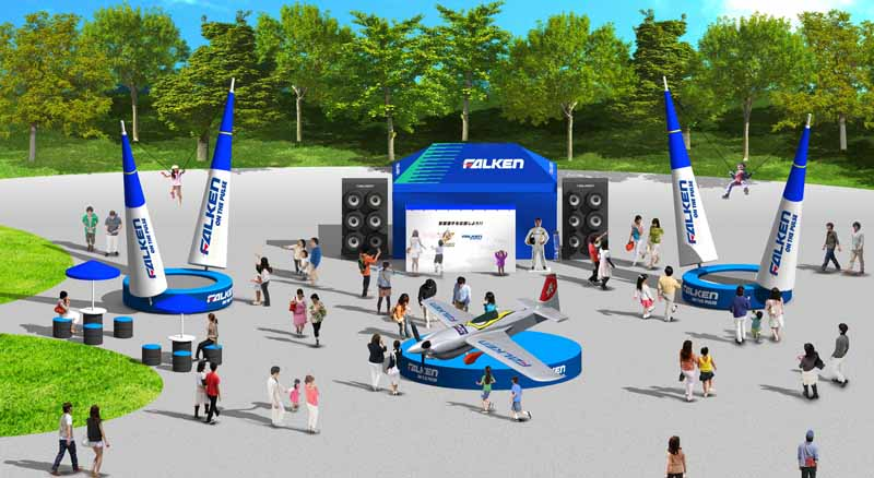 sumitomo-rubber-exhibited-falken-booth-in-the-red-bull-air-race-chiba-2016-0520-2