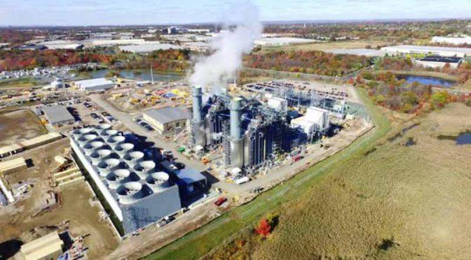 豊田通商、北米・電力卸売り市場に向け天然ガス発電所の商業運転を開始