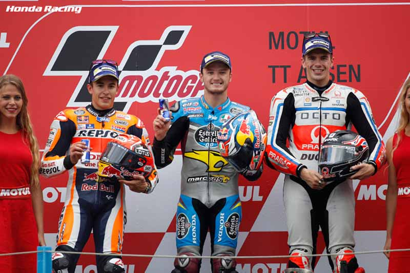 large-roughness-of-the-motogp-round-8-netherlands-mirror-first-win-overall-lead-of-marquez-second-place20160628-12