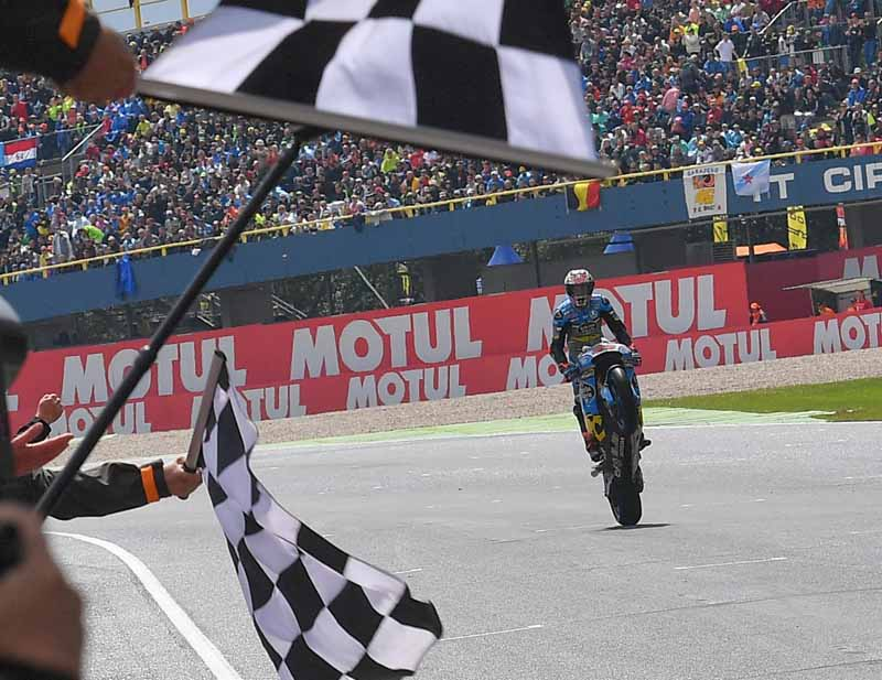 large-roughness-of-the-motogp-round-8-netherlands-mirror-first-win-overall-lead-of-marquez-second-place20160628-99