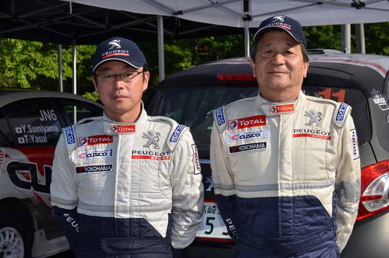 peugeot-208-r2-achieve-a-victory-for-two-consecutive-victories-in-the-fourth-round-jn5-class-all-japan-rally-championship20160613-4