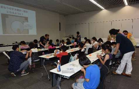pioneer-held-a-manufacturing-class-for-the-summer-vacation-special-seminar-elementary-school20160627-1