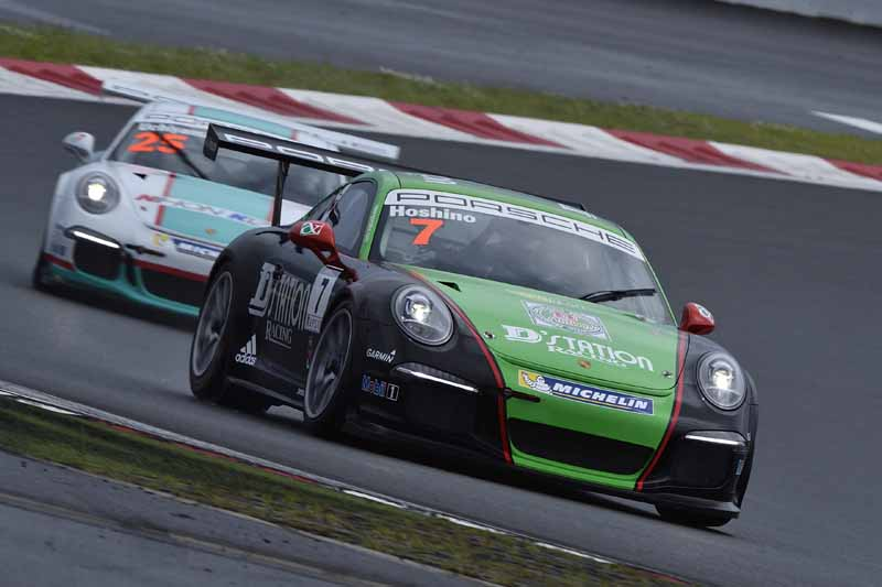 porsche-carrera-cup-japan-fifth-6-races-take-away-the-five-wins-this-season-in-the-winning-streak-of-the-tsubasa-kondo20160606-21