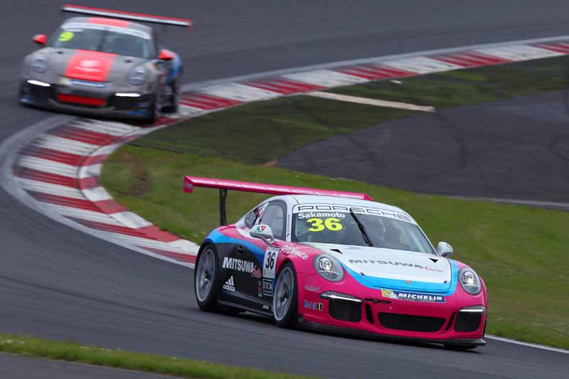 porsche-carrera-cup-japan-fifth-6-races-take-away-the-five-wins-this-season-in-the-winning-streak-of-the-tsubasa-kondo20160606-26