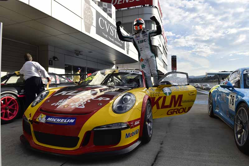 porsche-carrera-cup-japan-fifth-6-races-take-away-the-five-wins-this-season-in-the-winning-streak-of-the-tsubasa-kondo20160606-8