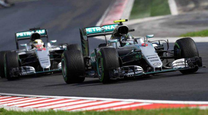 F1ハンガリーGP予選、ニコ・ロズベルグがPP。ホンダ陣営7・8番手スタートに