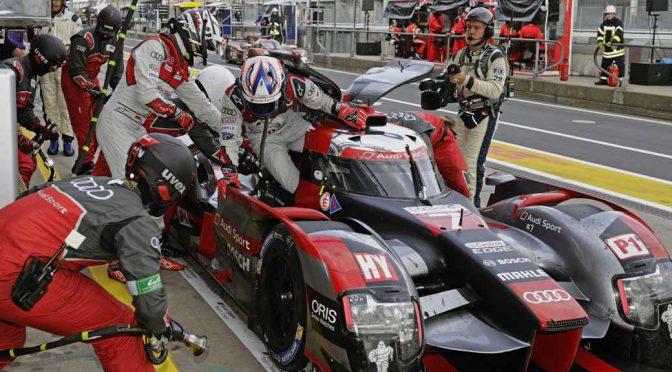 アウディ、FIA世界耐久選手権(WEC)第4戦・ニュルブルクリンク6時間で2・3位獲得