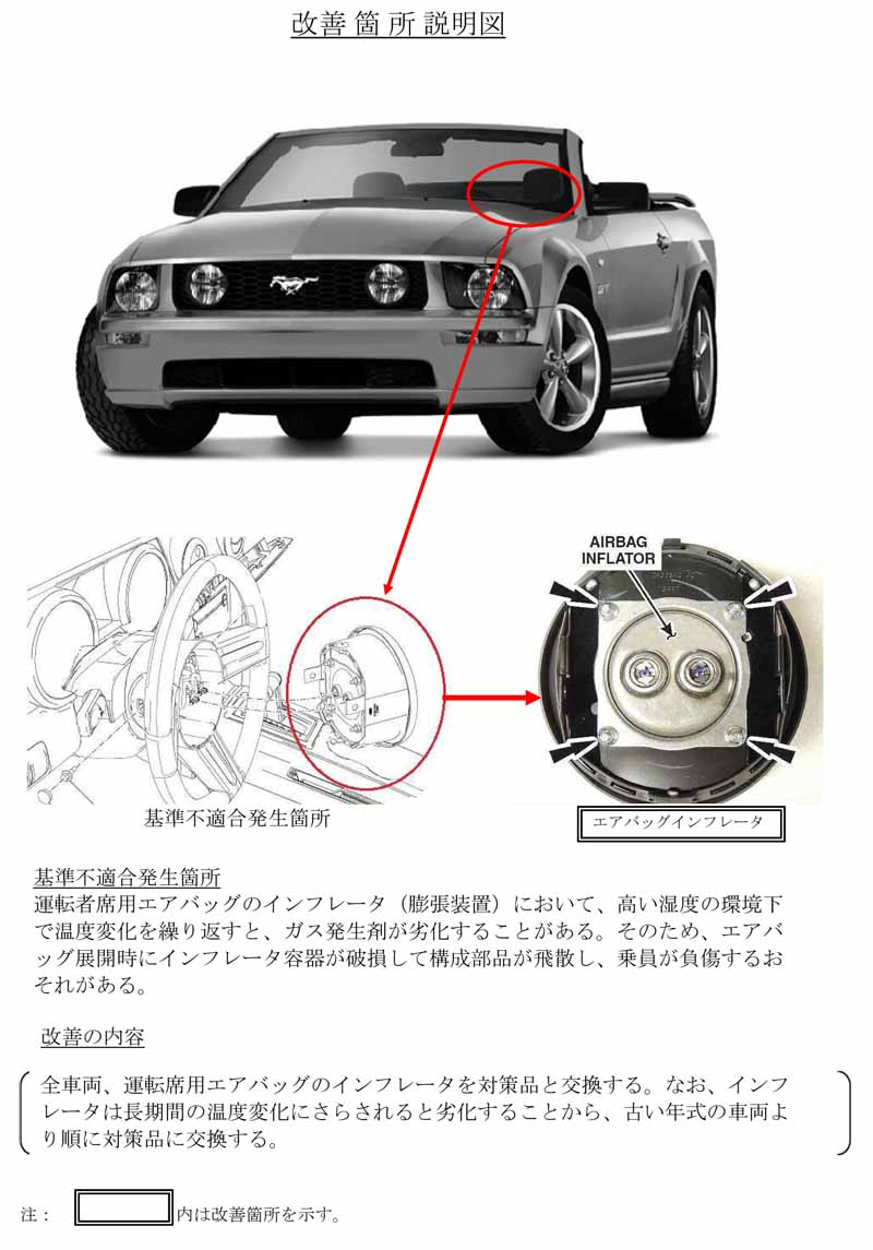 ford-mustang-notification-of-the-recall-failure-of-the-air-bag-device-inflator-a-total-of-2467-cars20160709-3