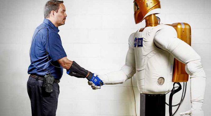 GMとNASAで開発された宇宙ロボット技術が、パワー(電動)グローブとして広域活用へ