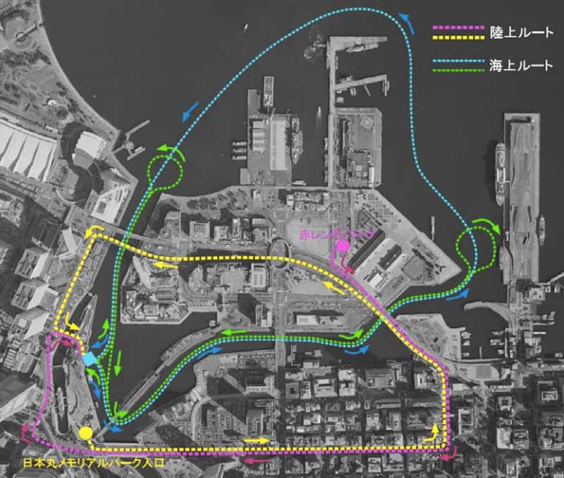okohama-minato-mirai-begin-operation-amphibious-bus-sales-start-from-august-1020160728-10