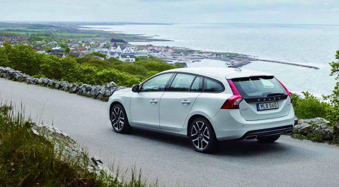 ボルボ、特別仕様車「Volvo S60/V60 D4 Dynamic Edition」を発売
