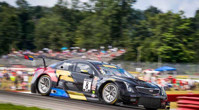 キャデラック・レーシング、米国GTシリーズ選手権・第8戦・Race2で揃って表彰台へ