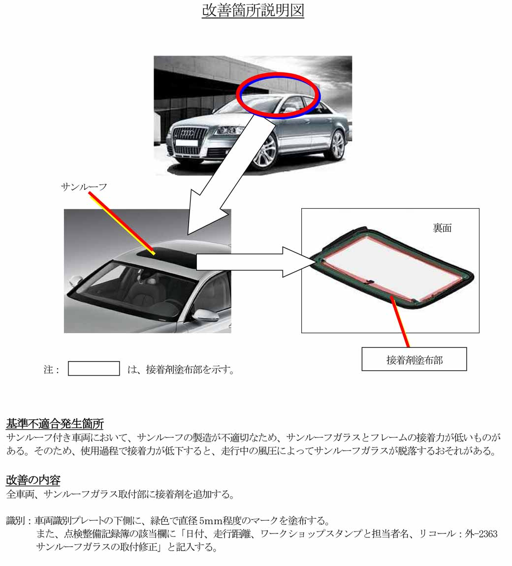 audi-audi-s8-etc-notification-of-the-recall-failure-of-window-glass-sunroof-a-total-of-274-units20160831-1