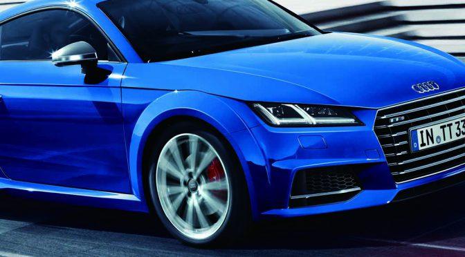 アウディジャパン、Audi TT Coupe 1.8 TFSI発表。限定モデル2車種も同時発売