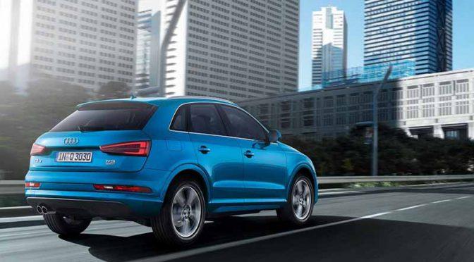 アウディ ジャパン、Audi Q3の価格を一部変更。仕様・装備は従来のまま価格を見直す
