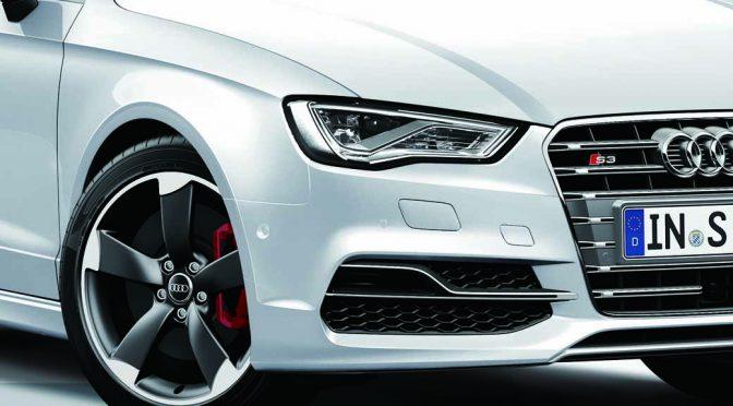 アウディジャパン、限定モデル「Audi S3 urban sport limited」を発売