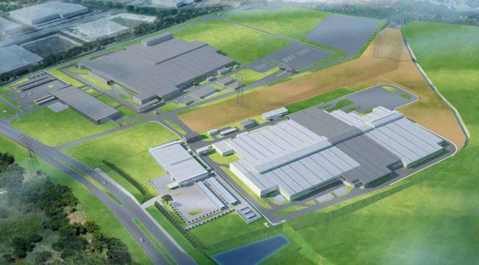 マツダ、タイのパワートレイン工場のエンジン生産能力を増強。エンジン機械加工工場も新設へ