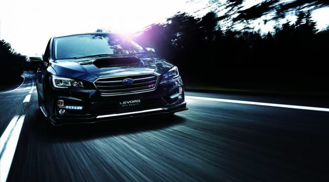 スバル「レヴォーグSTI Sport」、発売1ヶ月で受注3,000台超。同車全体の4割に到達