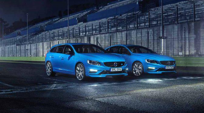 ボルボ・カー・ジャパン、新型S60/V60ポールスターを100台限定で販売開始