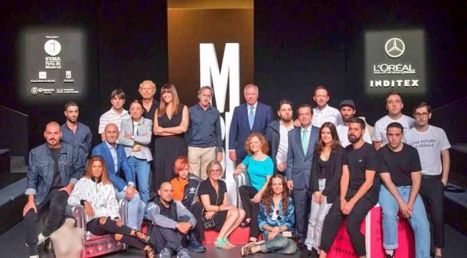 第64回メルセデスベンツファッションウィーク、マドリードIFEMAにて開催