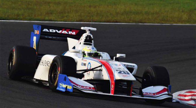 全日本スーパーフォーミュラ選手権・第7戦「鈴鹿」、9ポイント中に六人がひしめく最終戦に突入