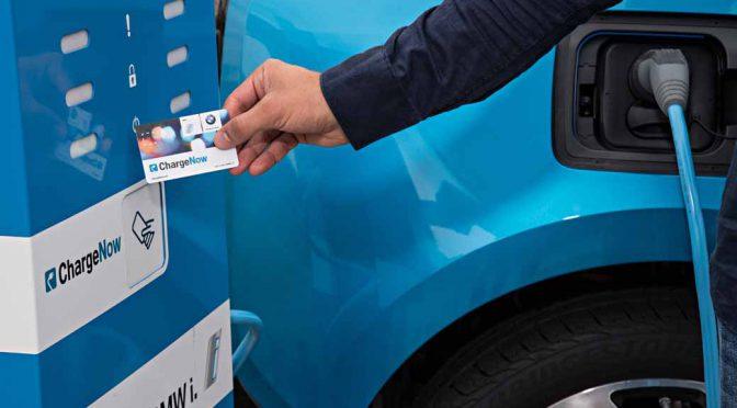 BMWジャパン、利便性に優れたeモビリティ・ライフを実現する公共充電サービス「ChargeNow」を導入