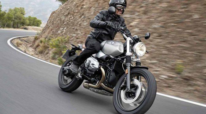 BMW、スクランブラー型の新型二輪車「BMW R nineT Scrambler」発表