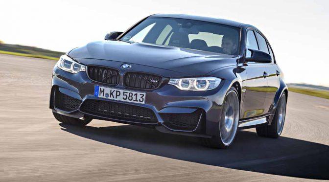 初代BMW M3の登場から30年を記念した特別限定車「30 Jahre M3」を導入