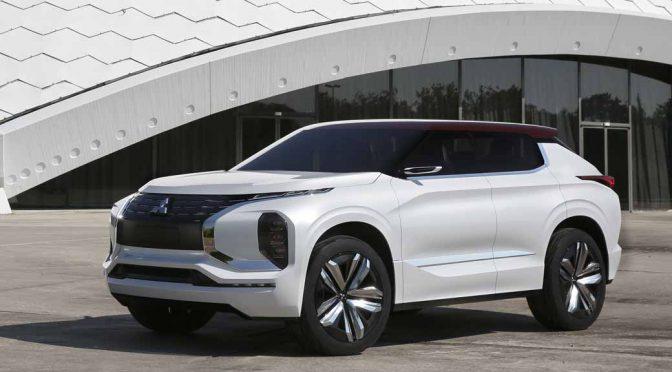 三菱自動車工業、2016年のパリモーターショーにPHEV・SUVと充電系ソリューションを出展